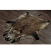 Wildschweinfell (geliedert)